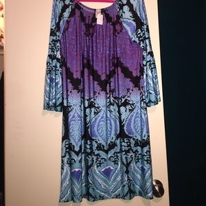 Boutique Plus Dress NWT 3x
